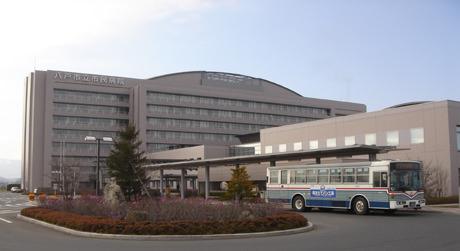 八戸市立市民病院の看護師評判