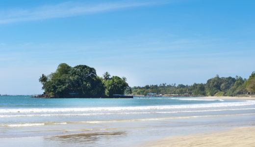 白い砂浜に透き通る海!離島・リゾート地で働く看護師の仕事と求人