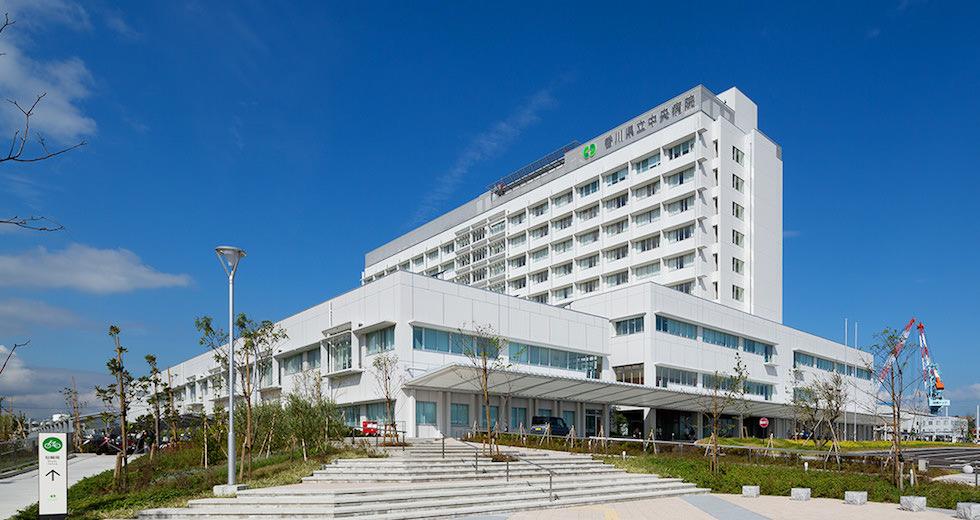 香川県立中央病院の看護師評判