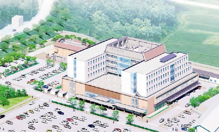 大田市立病院の看護師評判