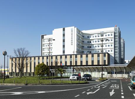 岡山市立岡山市民病院