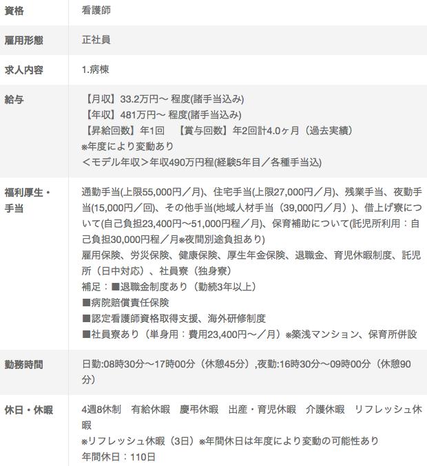 東京ベイ・浦安市川医療センターの看護師求人