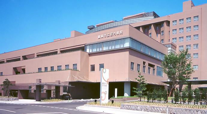 鶴岡市立荘内病院の看護師評判
